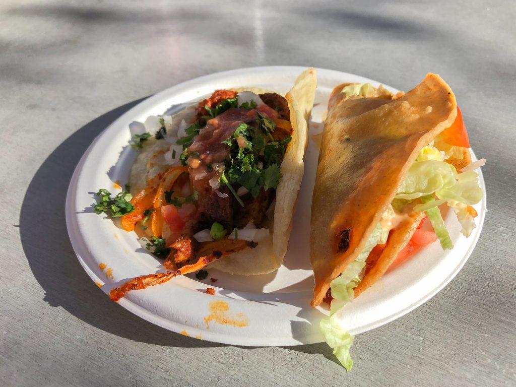 Pinches Tacos du Downtown Container Park Las Vegas