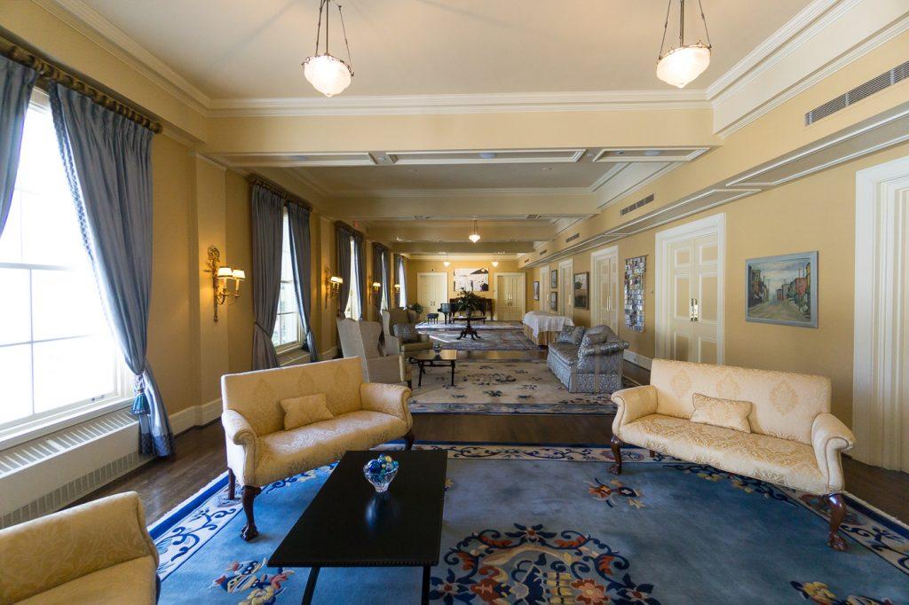 Salon de Rideau Hall