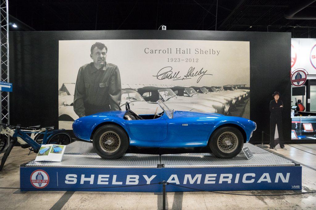 Visite du Shelby American Museum à Las Vegas gratuit