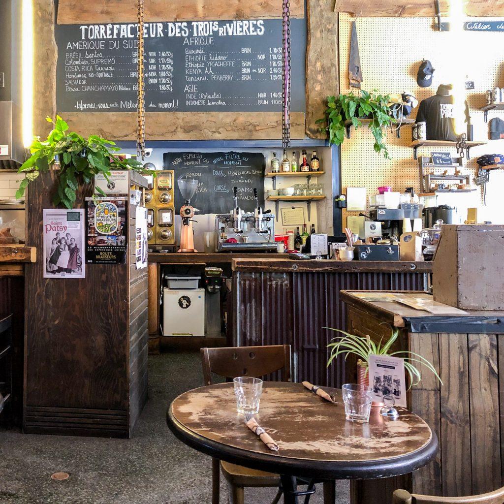 Comptoir Le Temps d'une Pinte, Microbrasserie où boire à Trois-Rivières