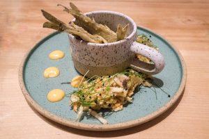 Éperlans frits Épi Buvette de quariter où manger à Trois-Rivières à table