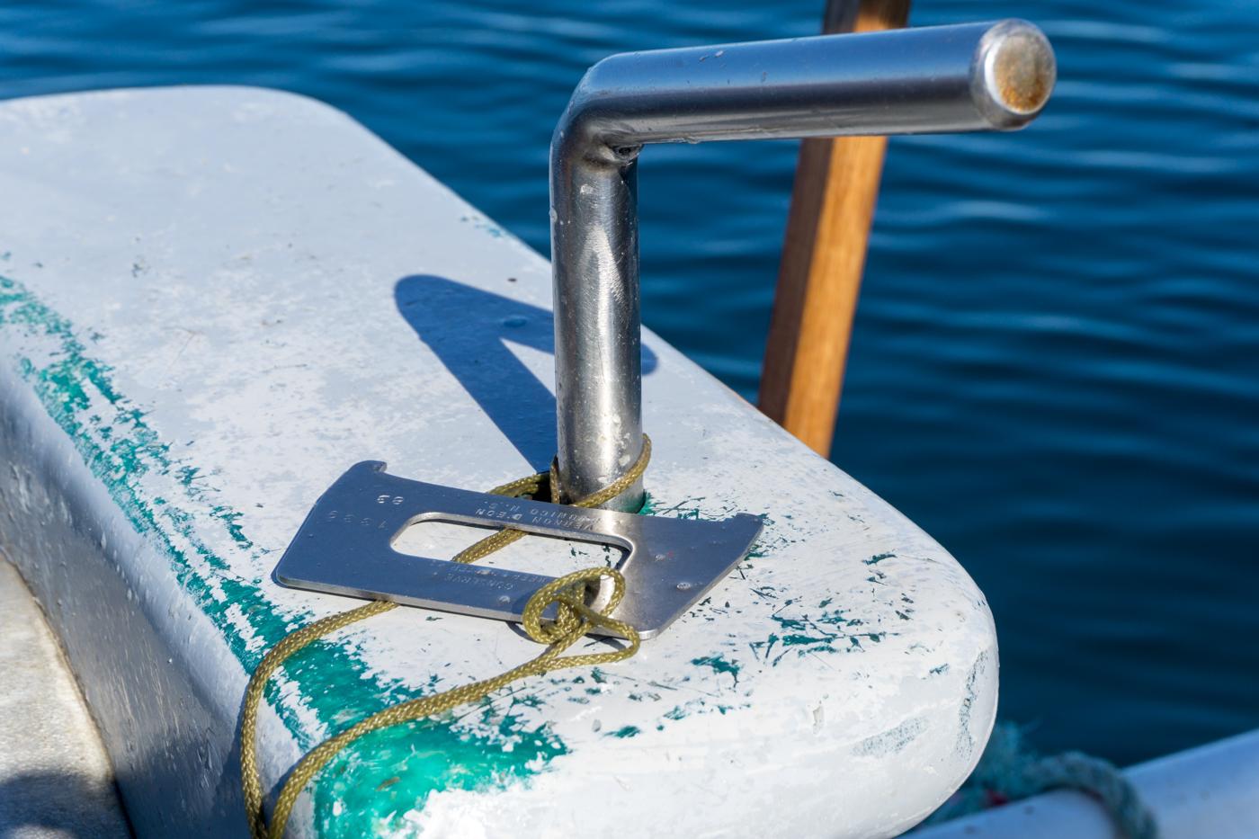Instrument de mesure de carapace pour la pêche aux homards