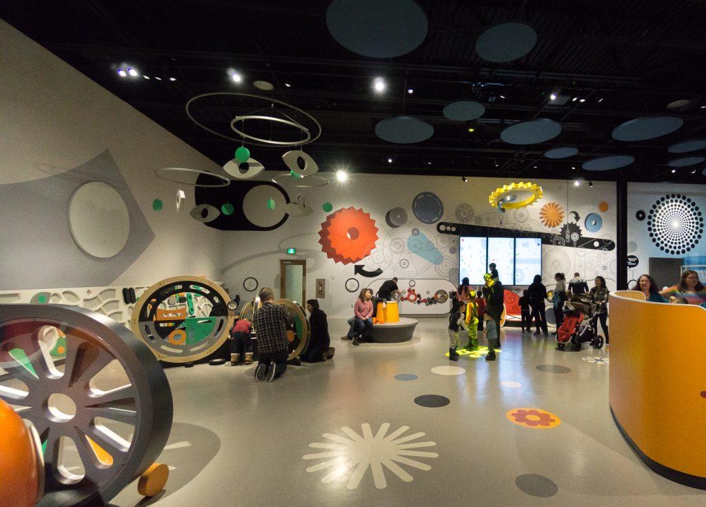 Musée des sciences et de la technologie d'Ottawa, Canada