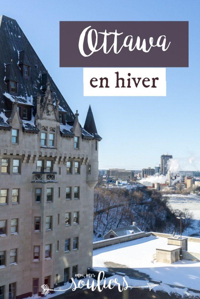 quoi faire à Ottawa en hiver