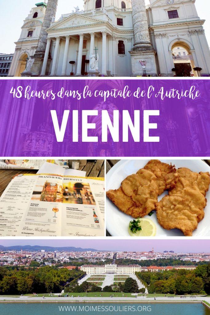 48 heures à Vienne, capitale de l'Autriche