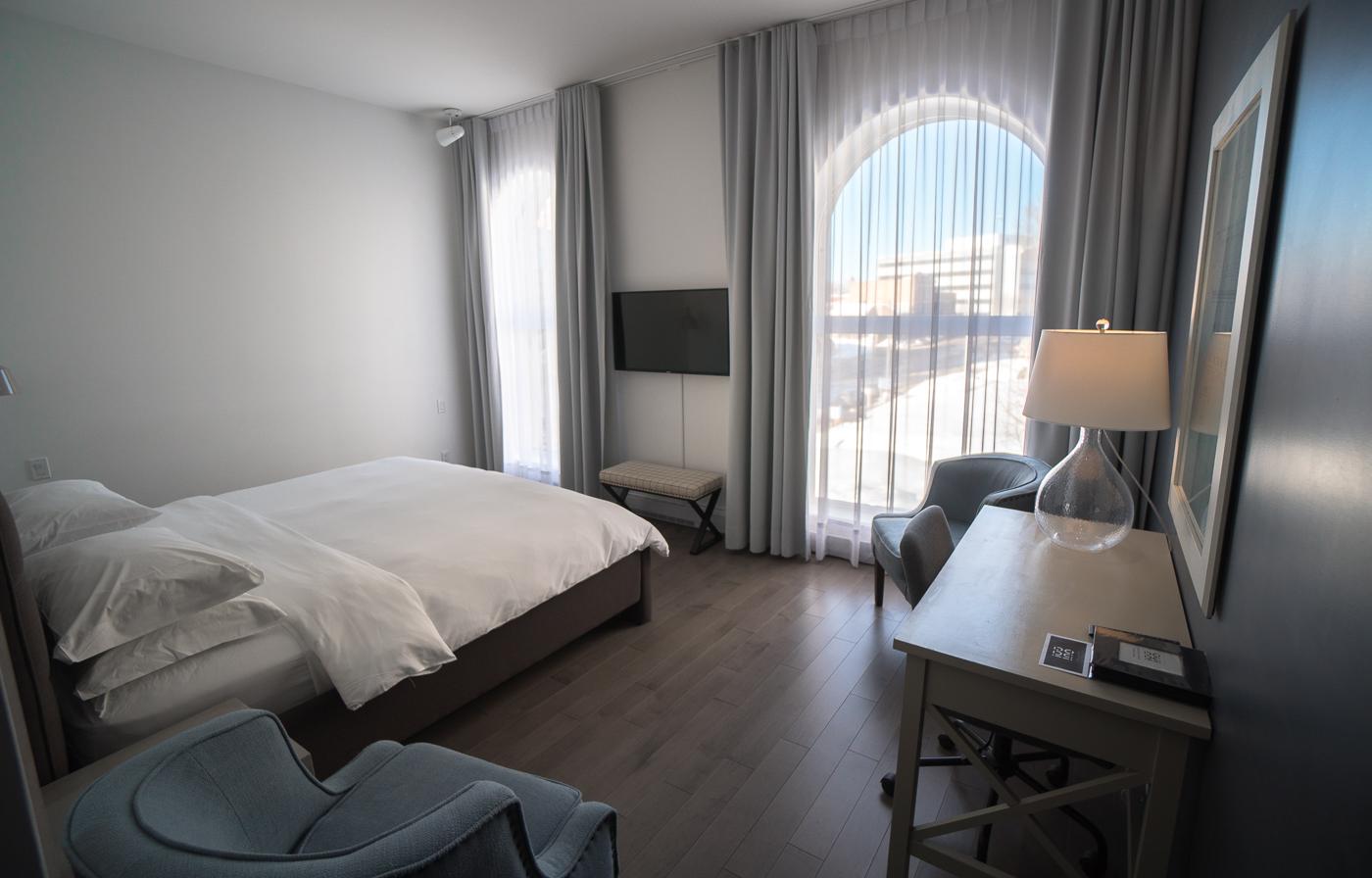 Ma chambre à l'hôtel OuiGO