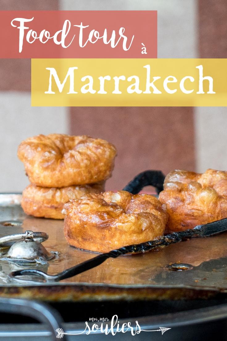 Quoi manger à Marrakech - Voyage au Maroc