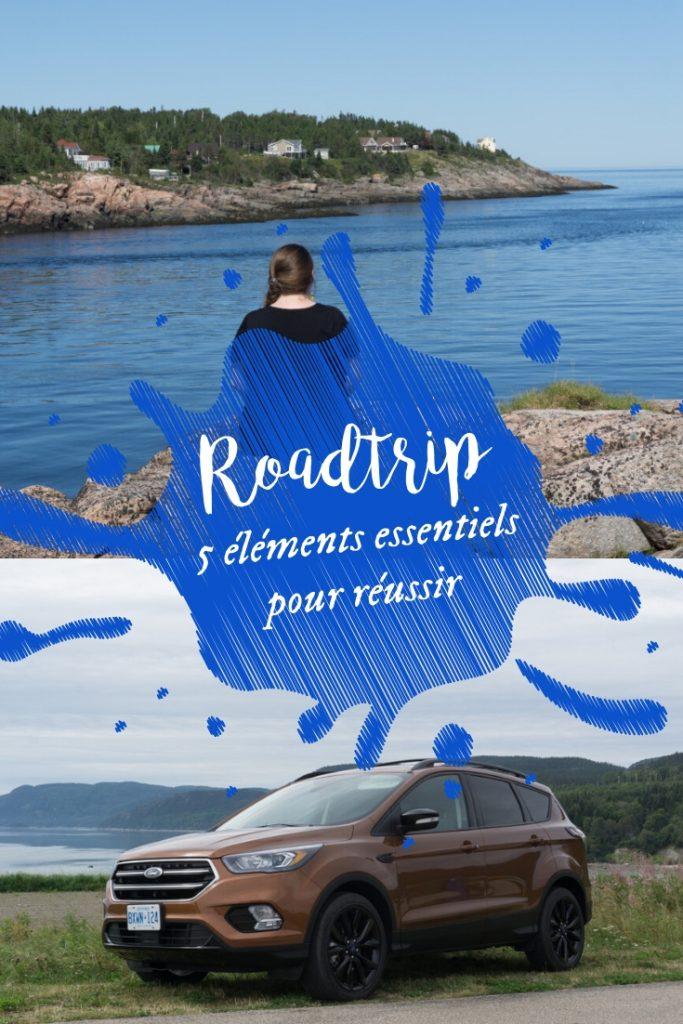 5 éléments pour réussir un roadtrip