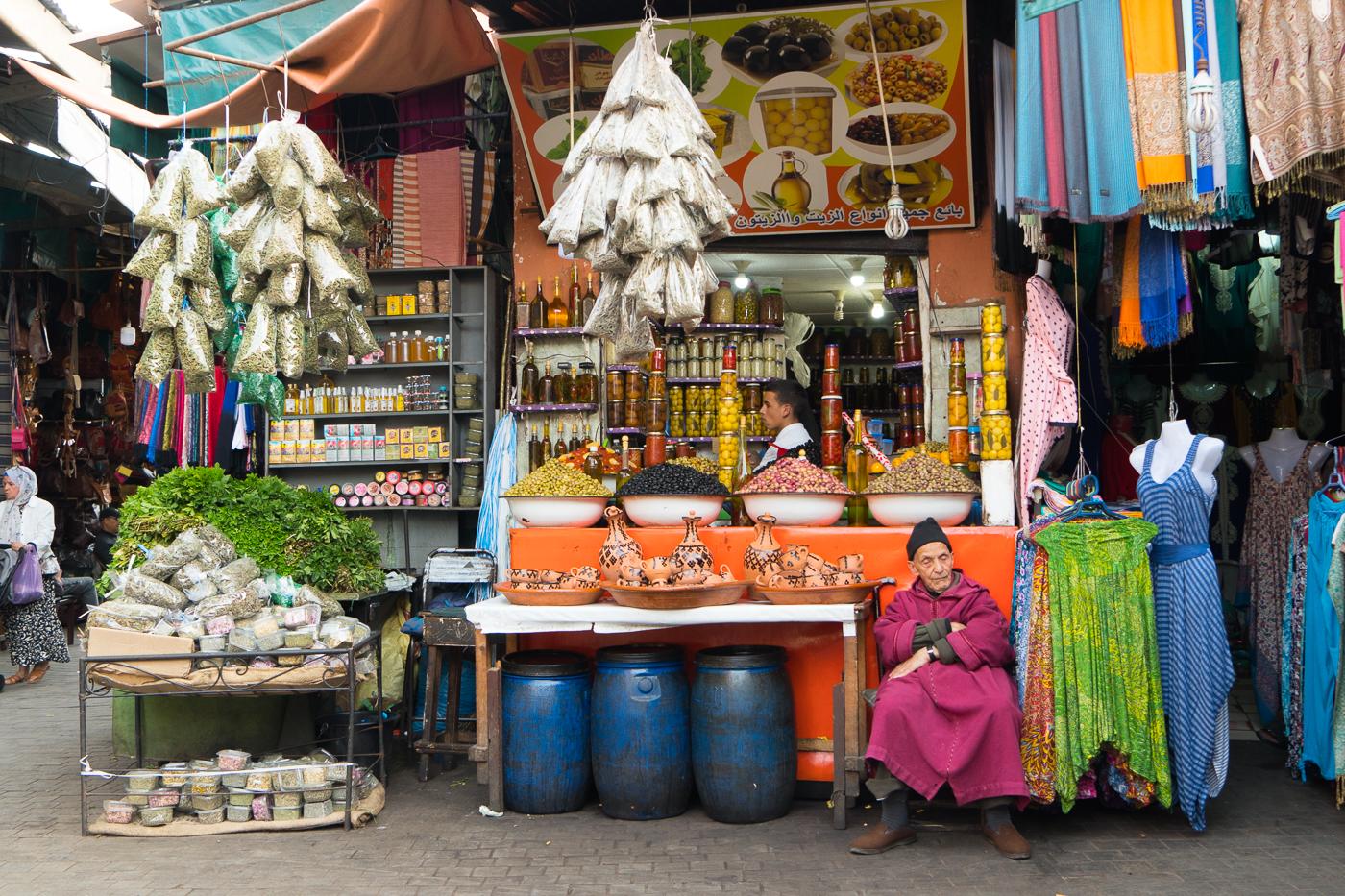 Tour culinaire à Marrakech