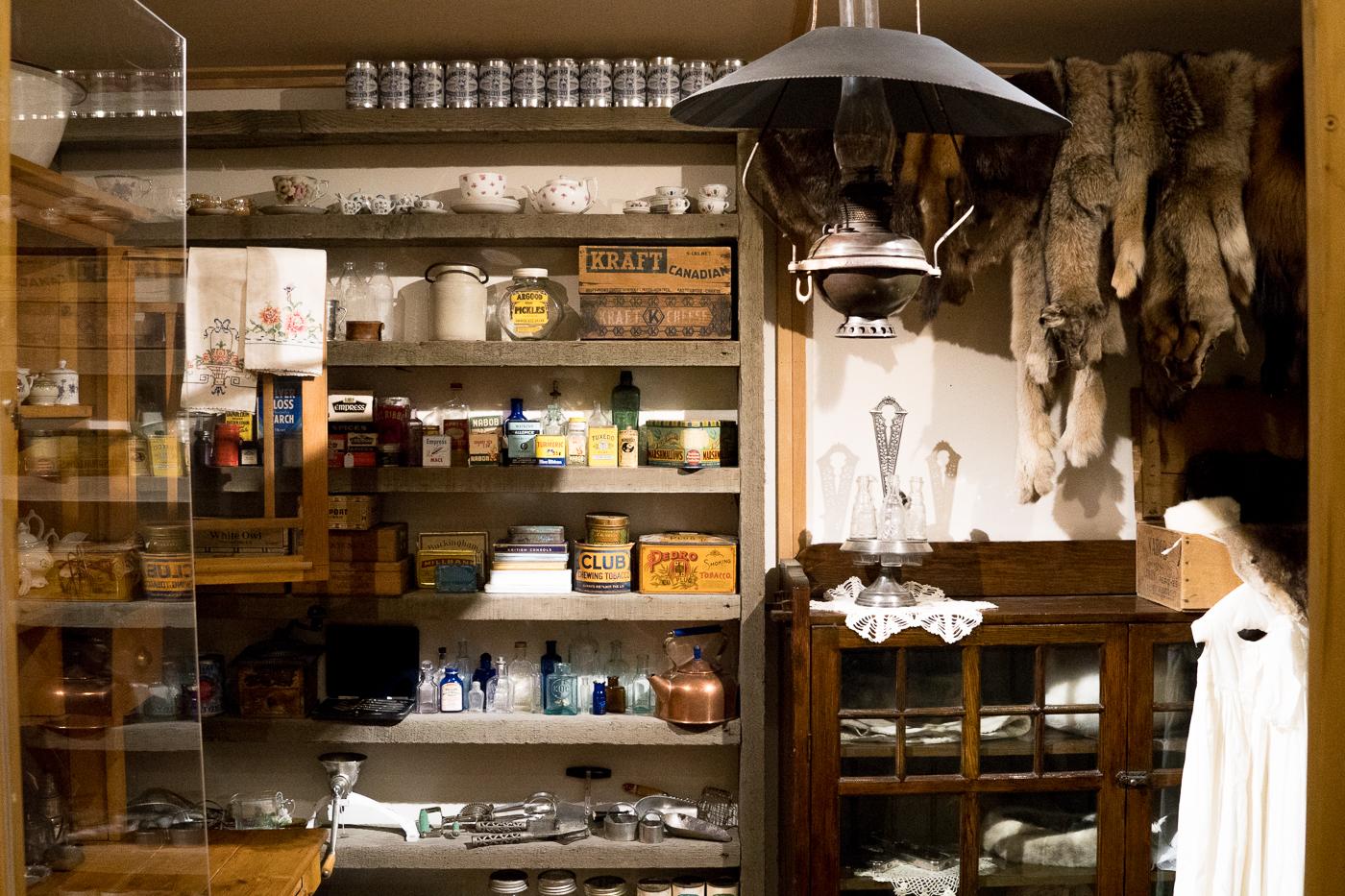 Histoire du Yukon - À voir au Musée McBridge - Whitehorse