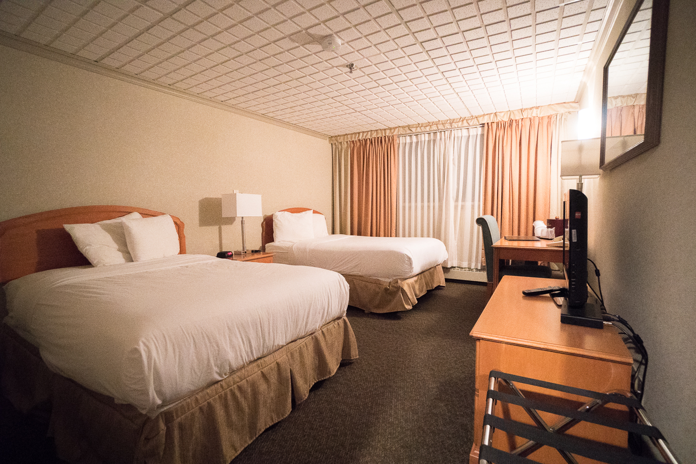 Ma chambre Hotel Westmark - Où dormir à Whitehorse, Yukon