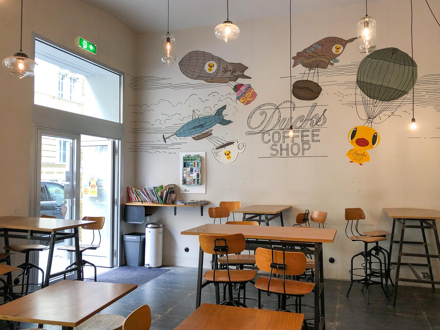Café Ducks Coffee Shop de Graz