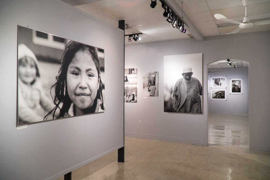 Exposition photo de Samian, artiste autochtone