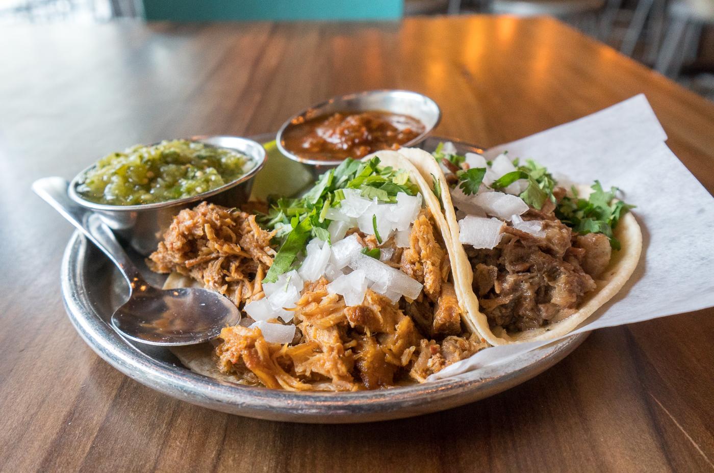 Tacos de Native Tongues Taqueria où manger mexicain à Calgary