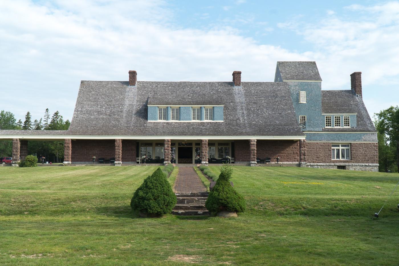 Maison de Van Horne à Minister's Island