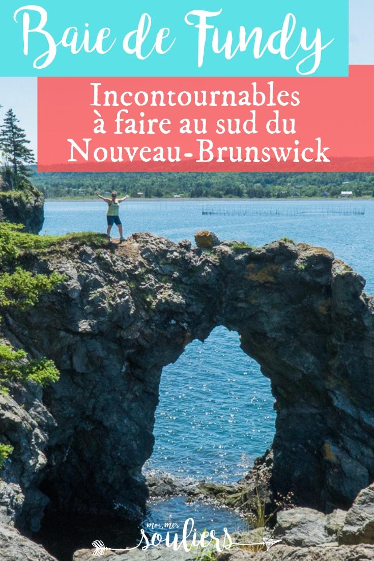 Activités incontournables - Quoi faire dans la Baie de Fundy