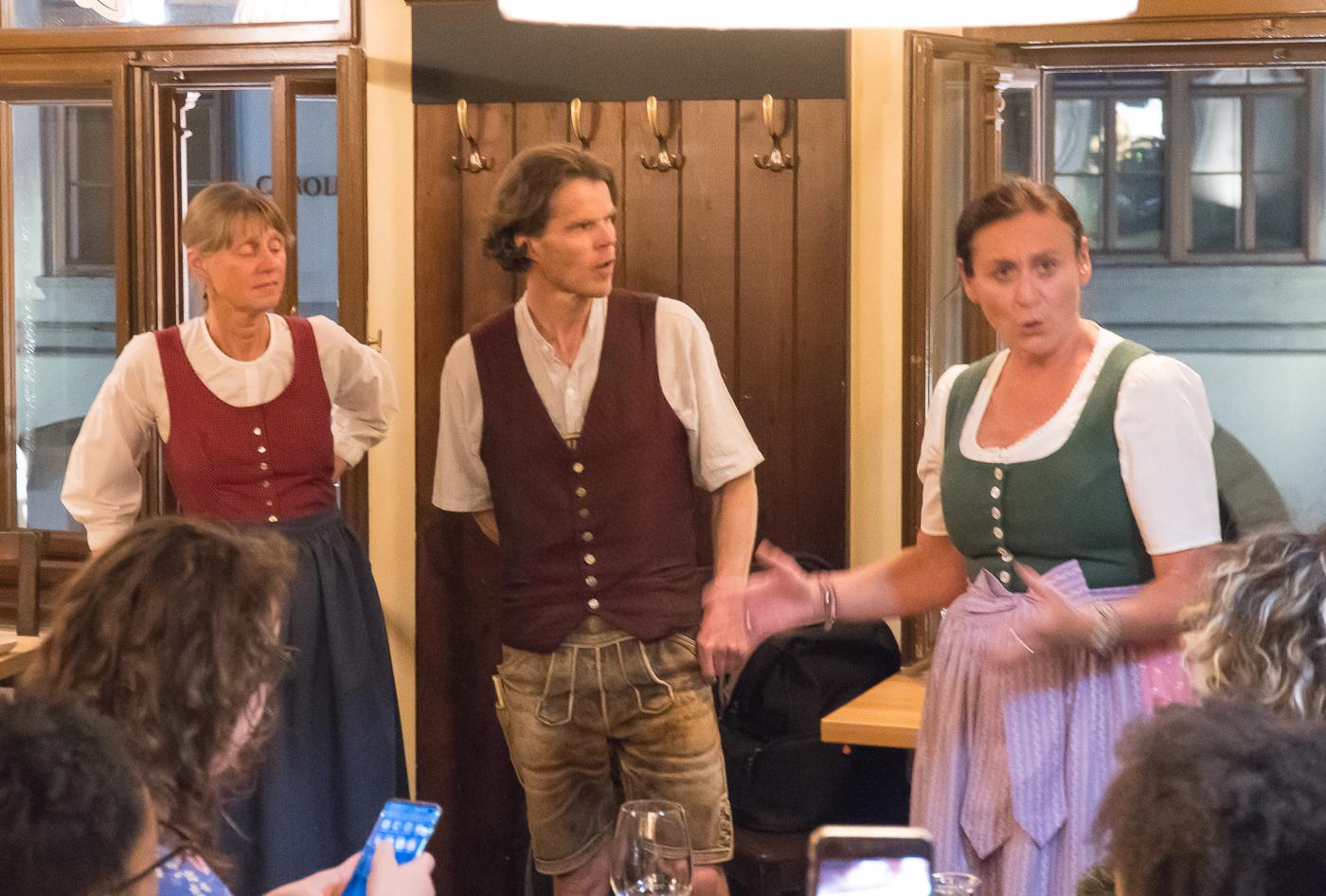 apprendre à yodler en AUtriche