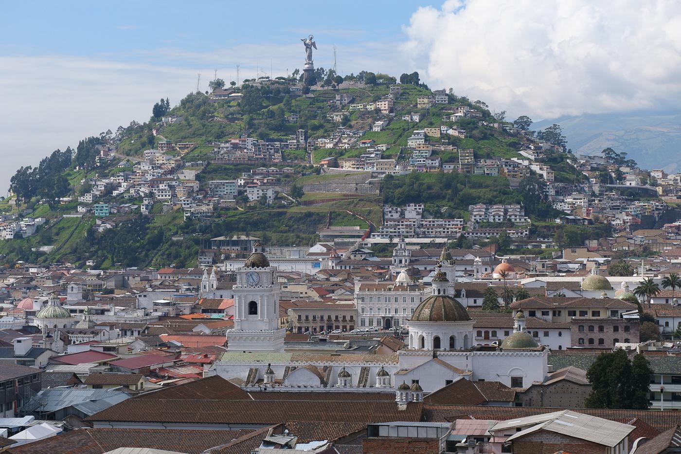 étudier l'espagnol à Quito - Photo de Lynda Paquette