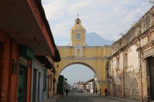 Arche de Santa Catalina - Antigua, Guatemala