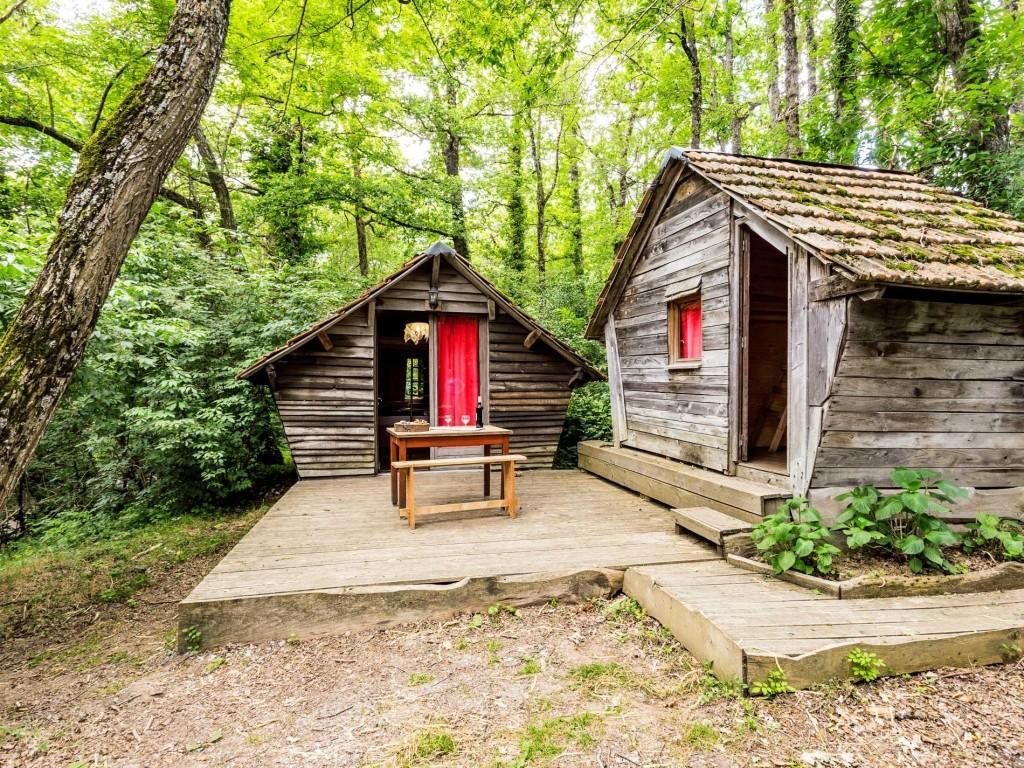 Camping bout du monde en glamping en France avec Yelloh Village