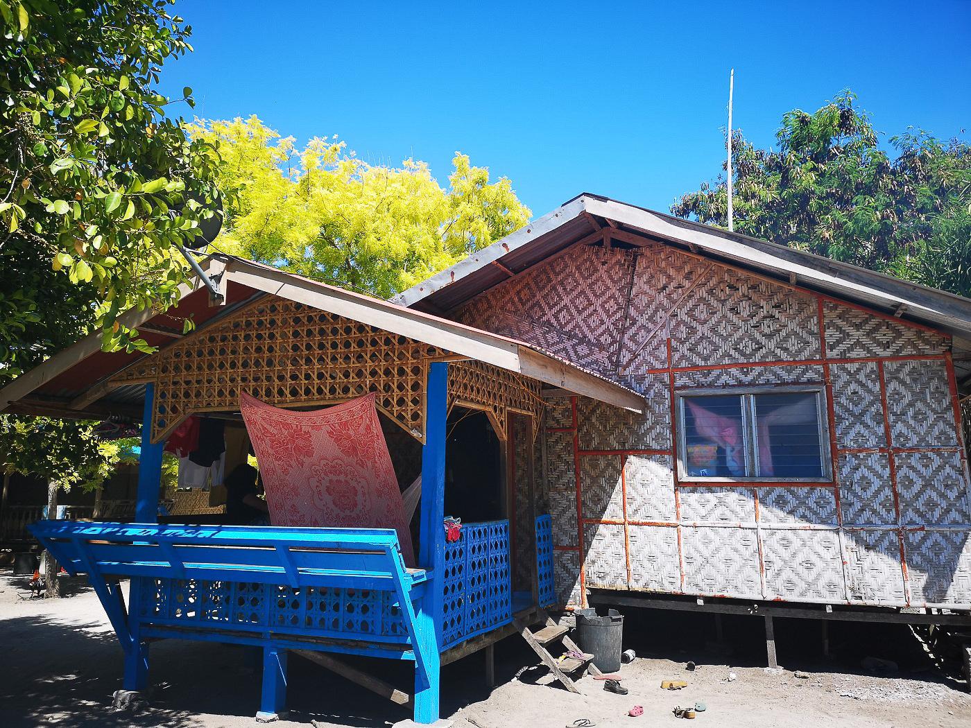 Hutte de paille - Guide voyage aux Philippines