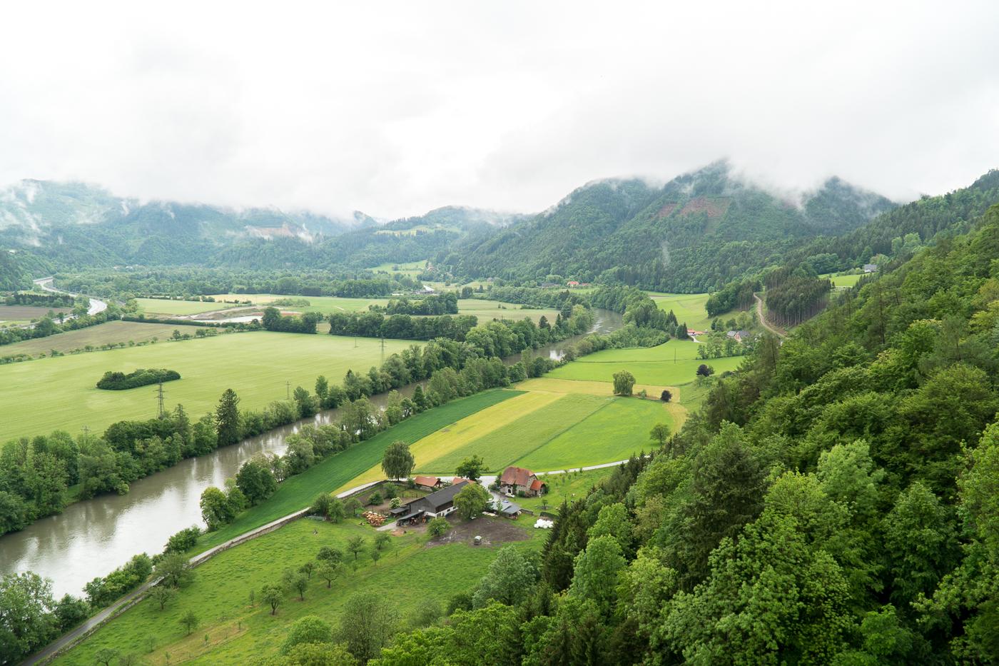 Panorama de Styrie