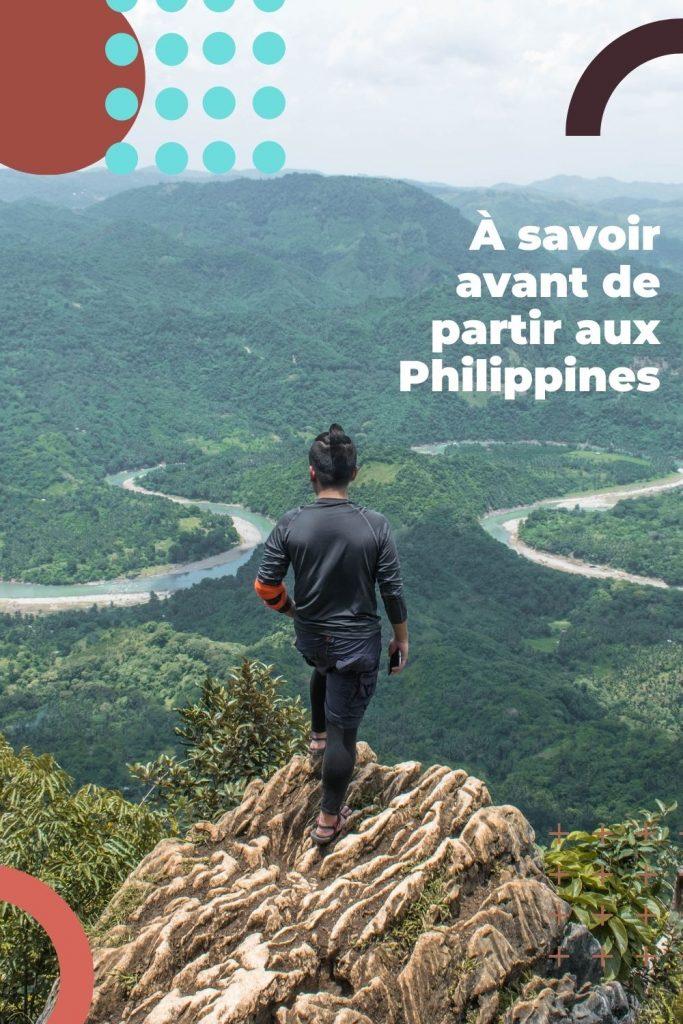 Voyage aux Philippines, à savoir avant de partir