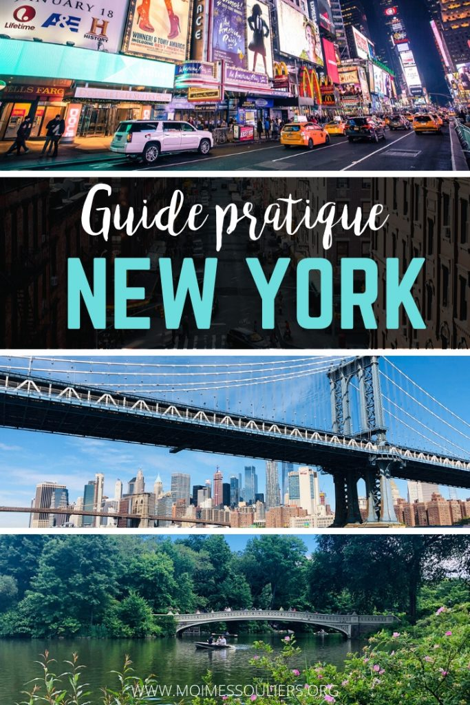 Guide pratique voyage à New York