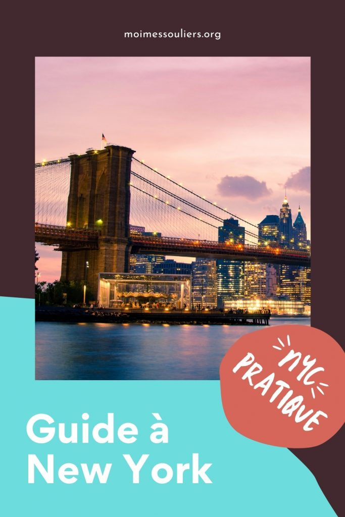 Guide voyage à New York
