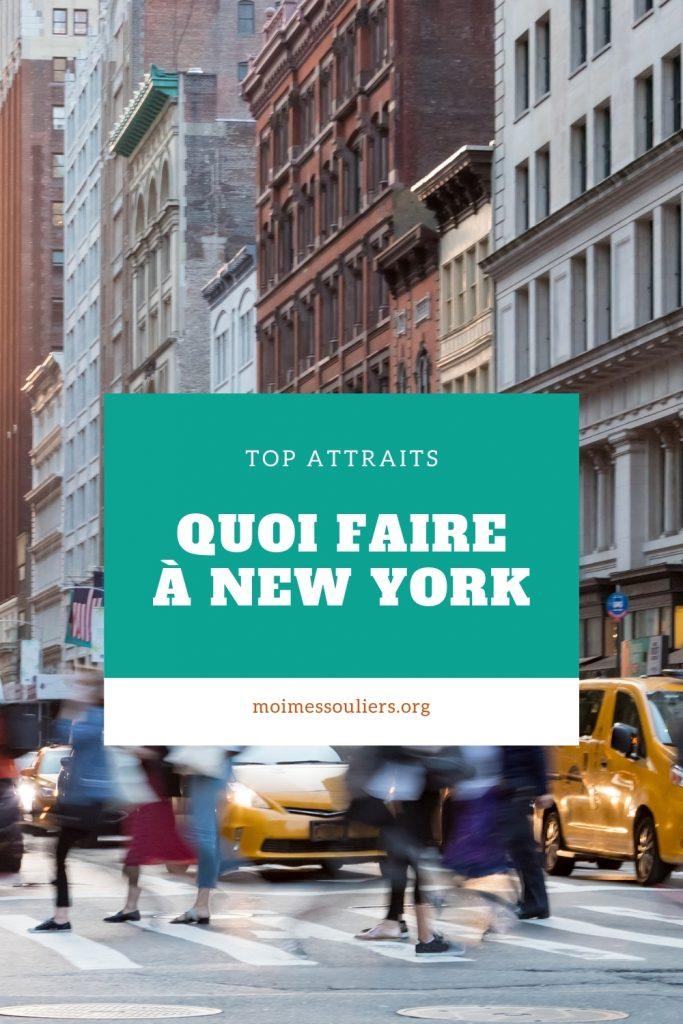 Meilleures choses à faire à New York
