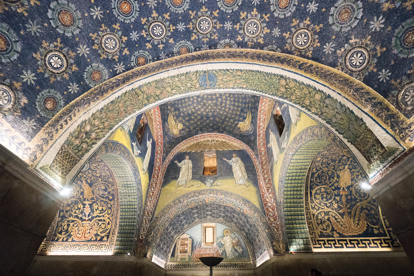 Mosaïques de la basilique di San Vitale di Ravenna