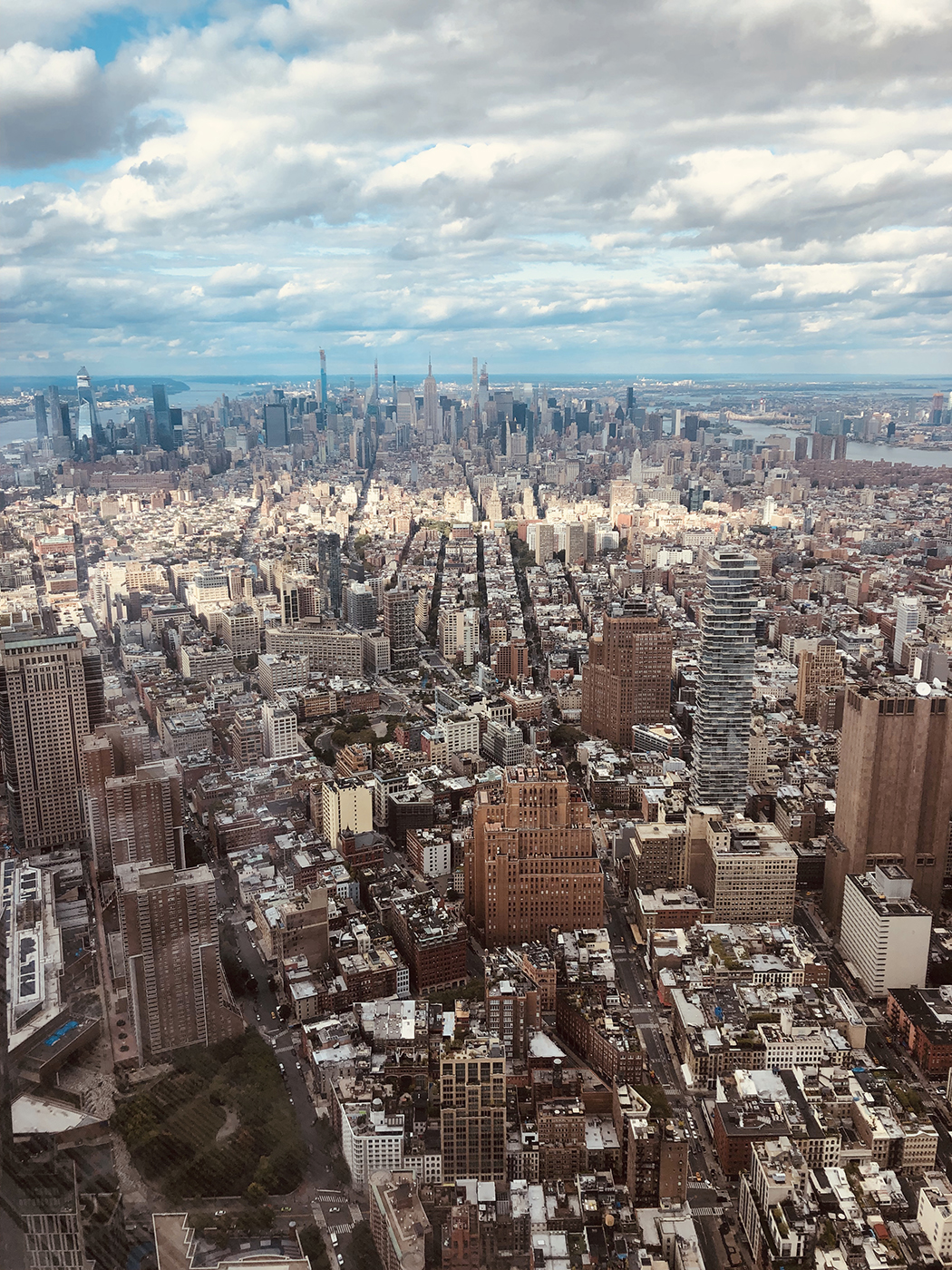 Panorama One World Observatory