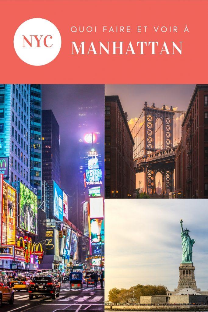 Top attraits à Manhattan