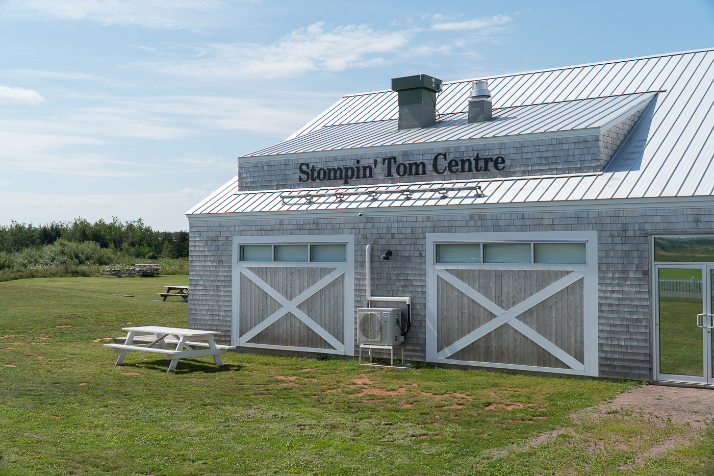 Centre et musée Stompin' Tom