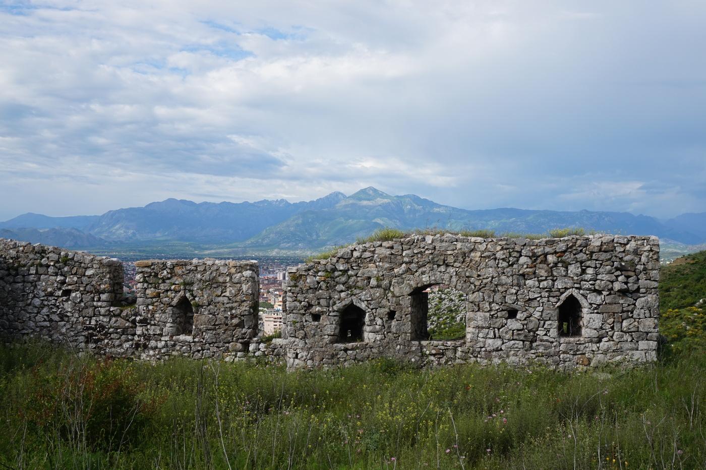 Citadelle albanaise de Shkoder
