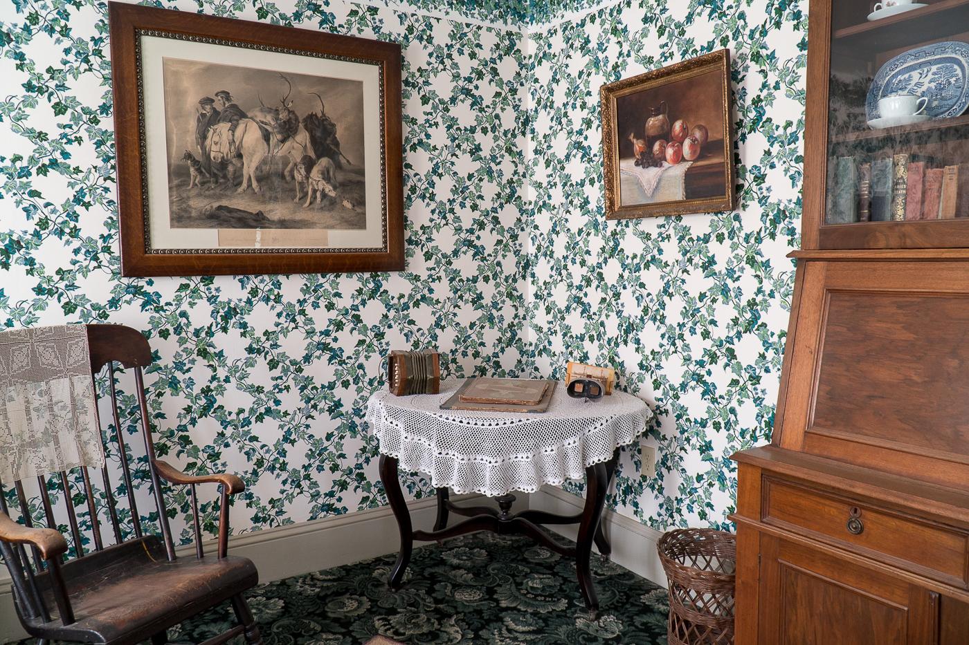 Salon d'Anne aux pignons verts - Green Gables - Quoi faire à l'île