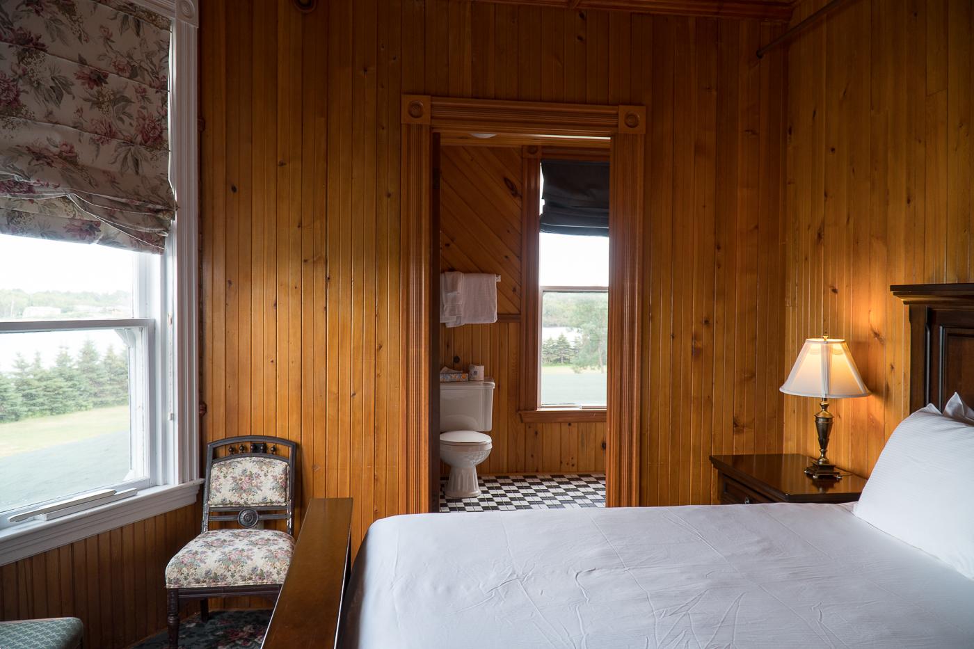 Chambre à coucher Dalvay-by-the-Sea