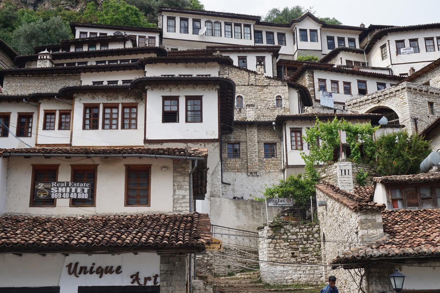 Maisons de Berat