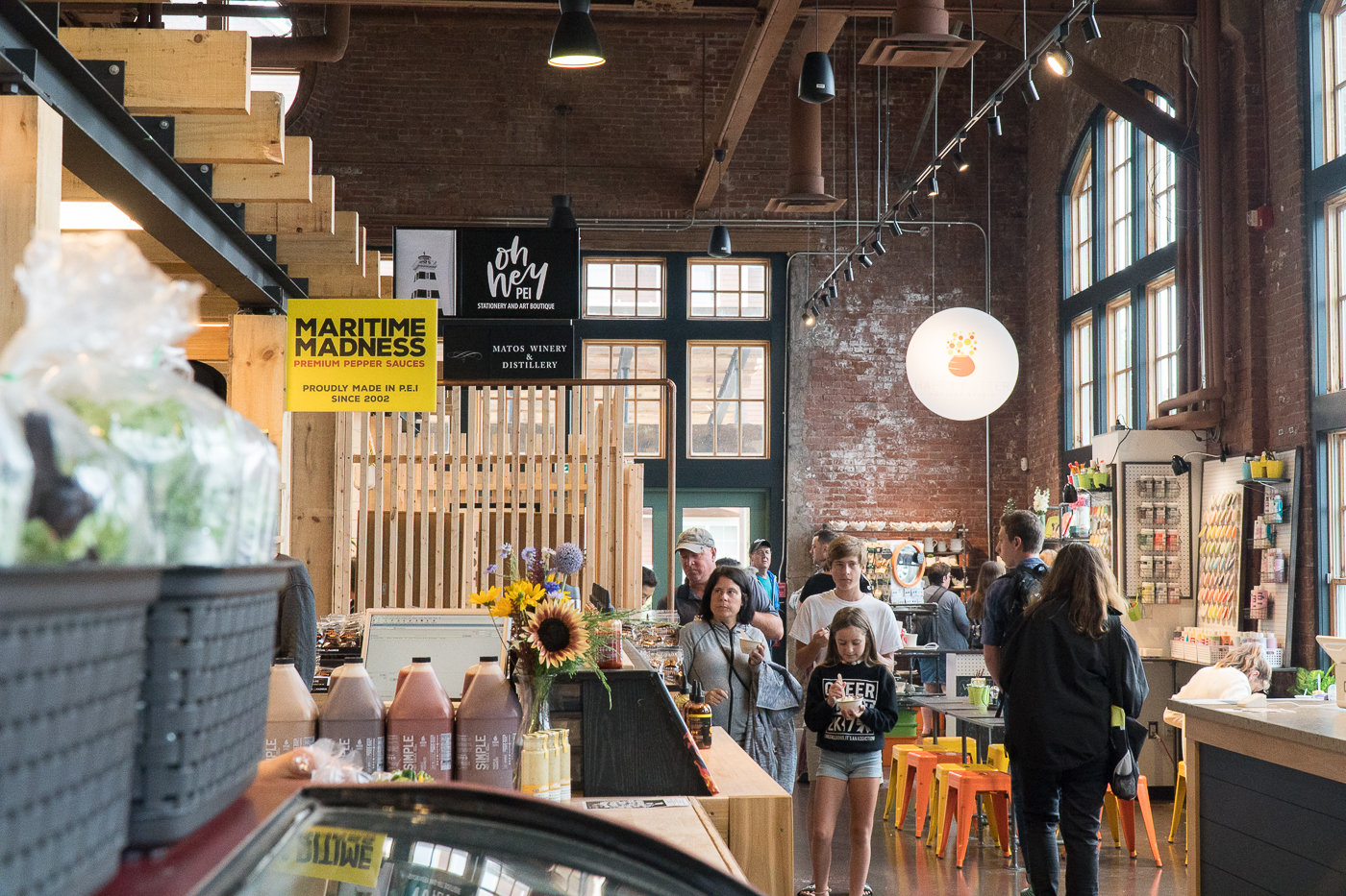 Marché Founders' Food Hall and Market