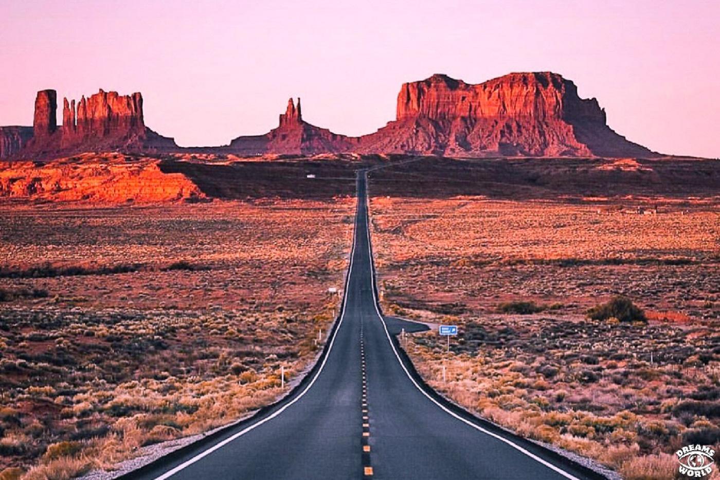 Ouest américain et ses falaises oranges où voyager en 2020 - Sandrine de Dreamsworld