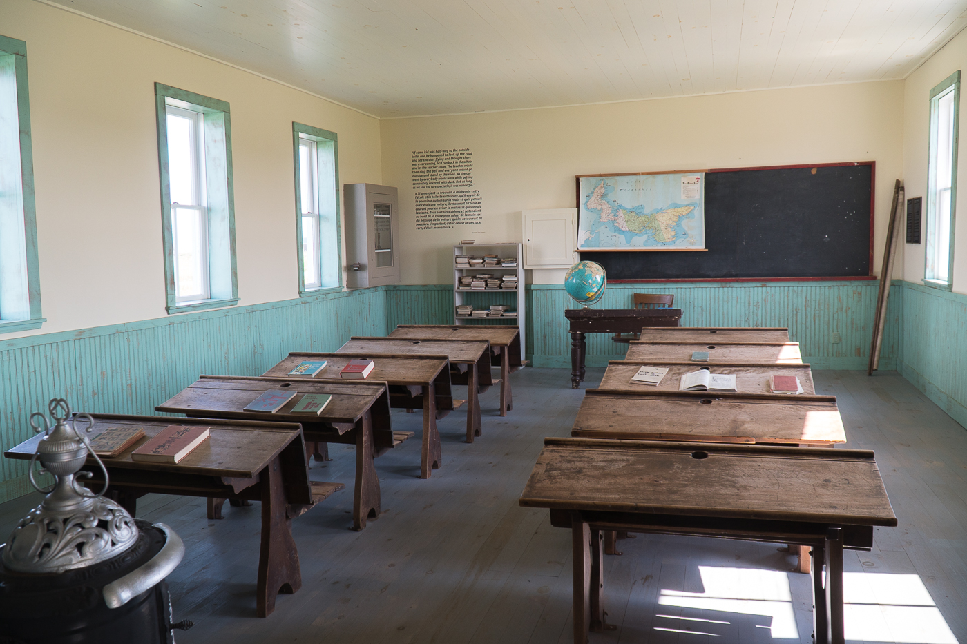 Petite école Stompin Tom Centre Homestead and Schoolhouse