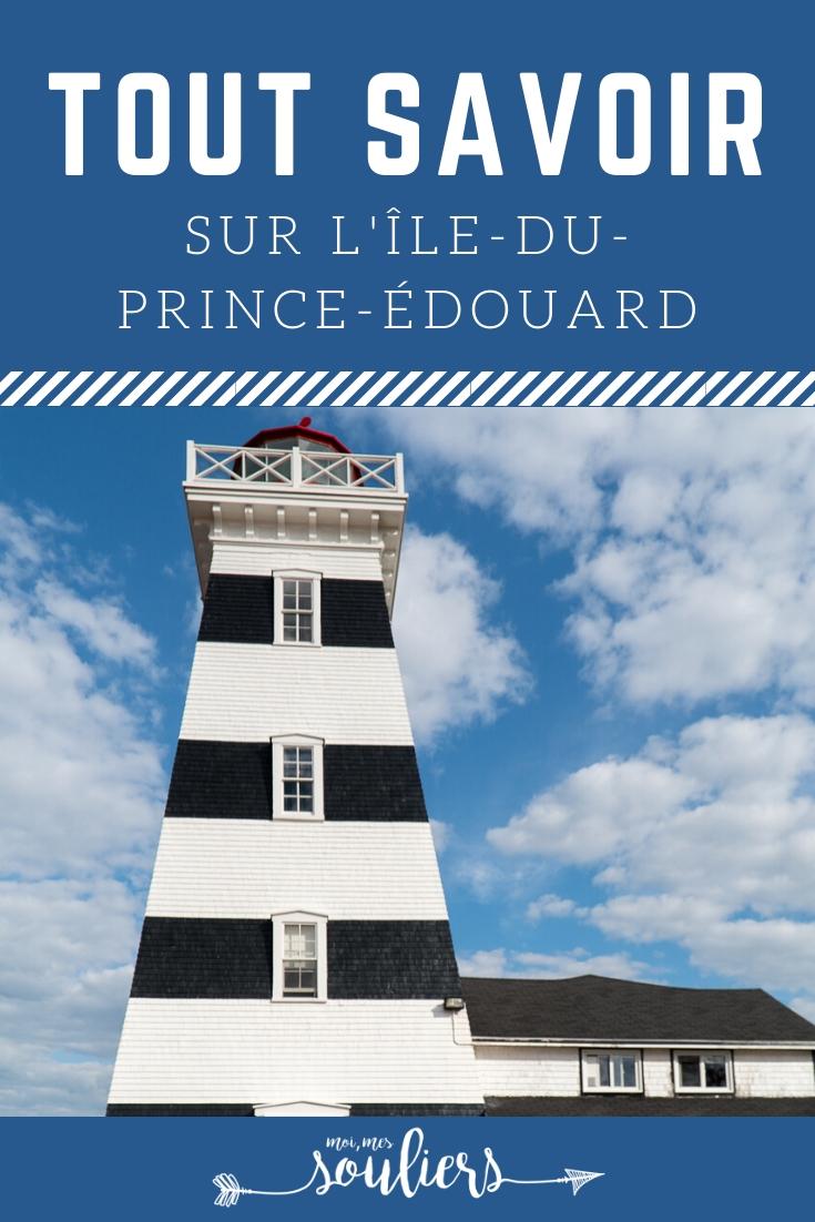 Guide pour tout savoir sur l'Île-du-Prince-Édouard