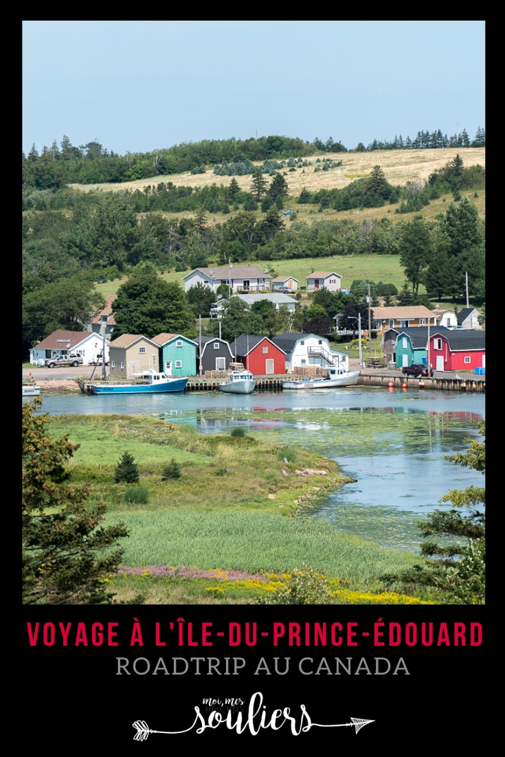 Voyage à Prince-Edward-Island, Canada en roadtrip
