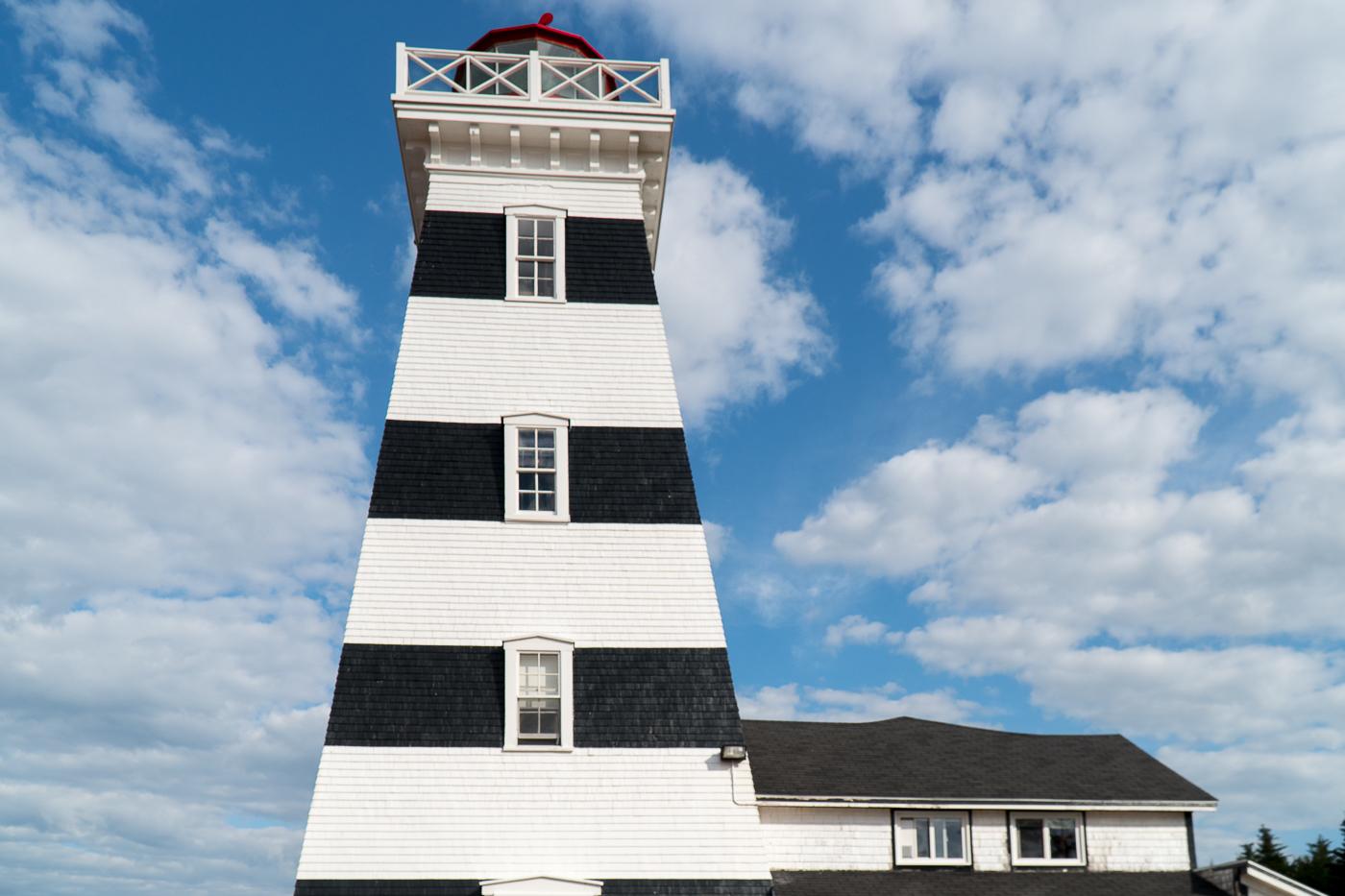 West Point Lighthouse Museum and Inn où dormir à l'Île-du-Prince-Édouard