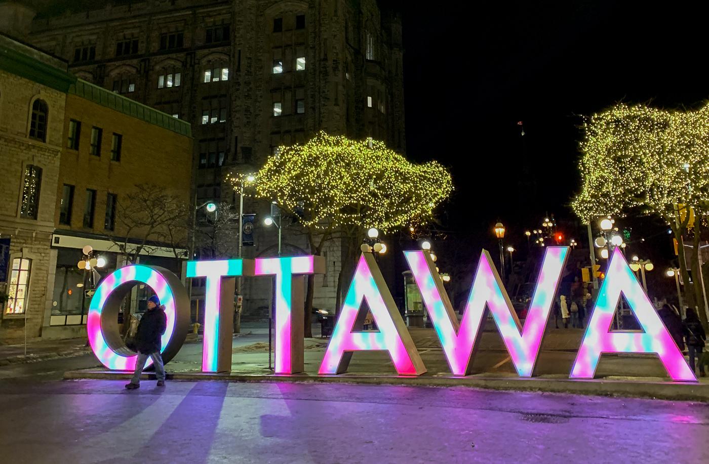Affiche Ottawa au Marché By