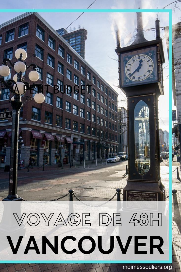 Itinéraire de 48 heures à Vancouver