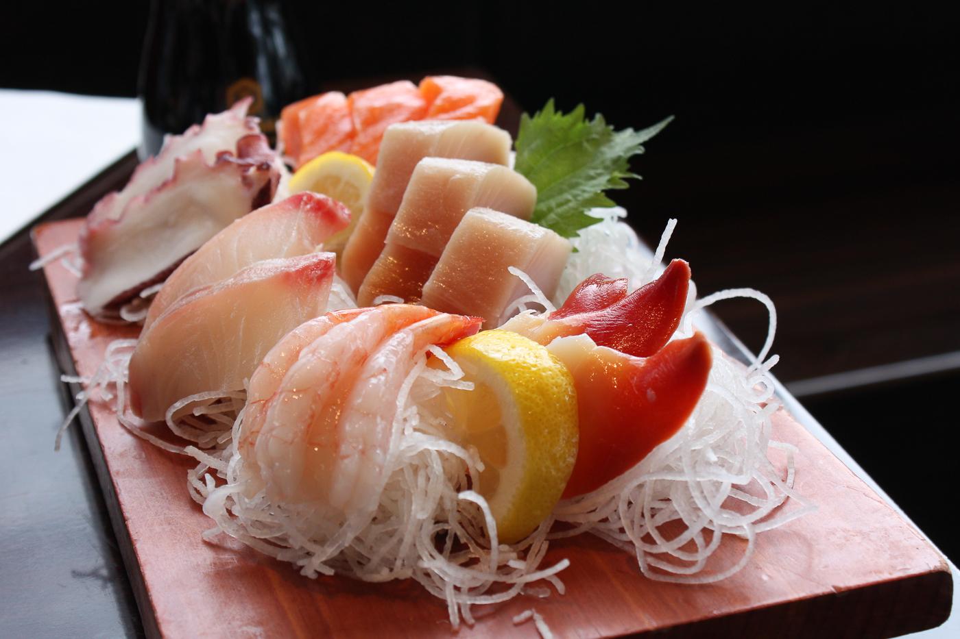 Sushi - Quoi manger à Vancouver