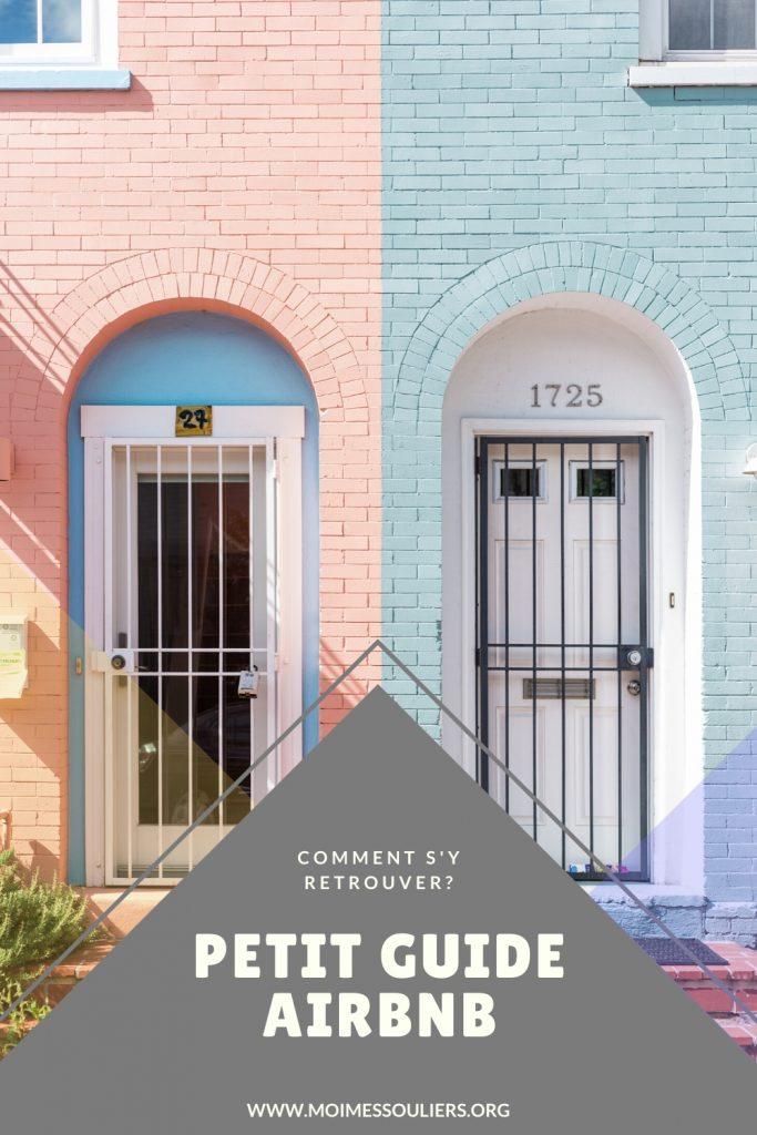 Petit guide Airbnb - Comment s'y retrouver