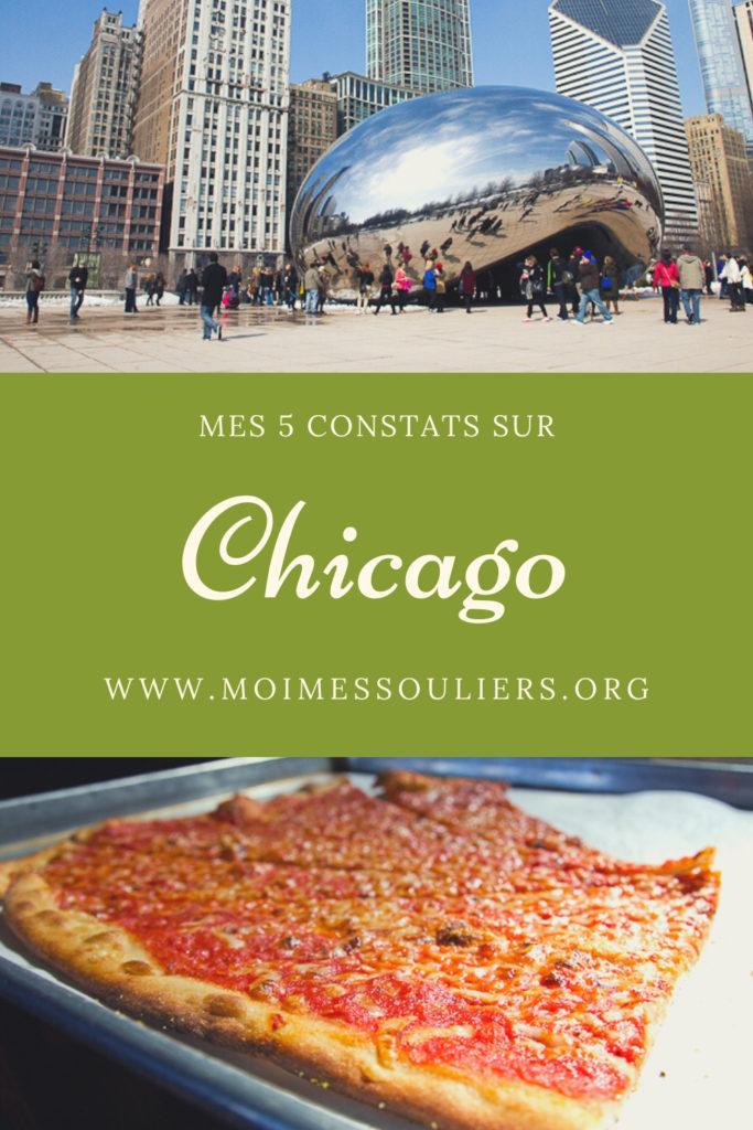 5 constats sur Chicago