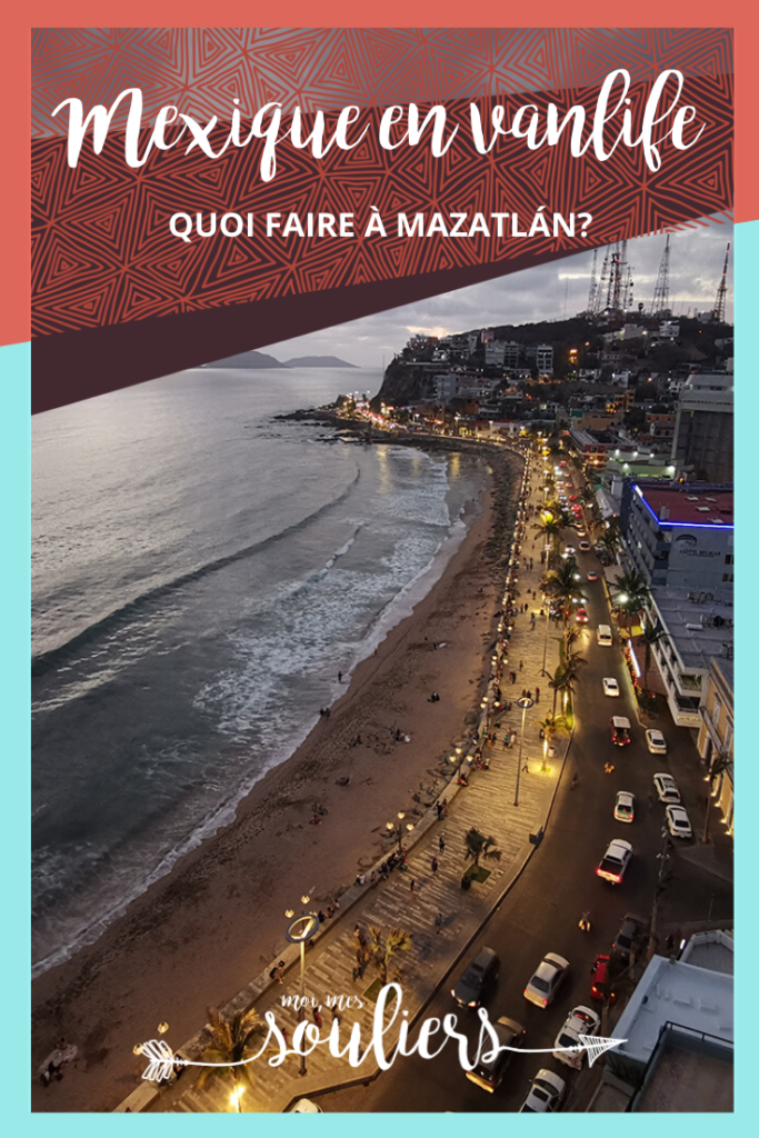 Mexique en valife à Mazatlán